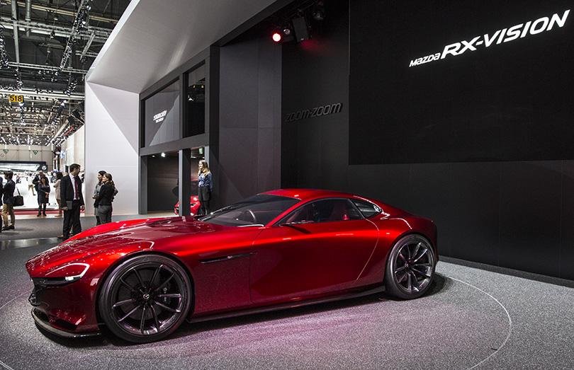 Mazda RXConcept