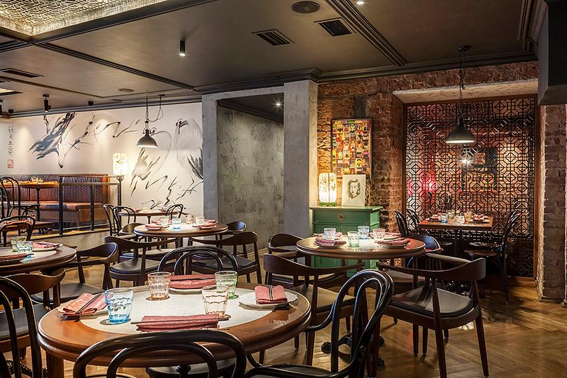 Новый ресторан: «ДжиммиЛи» напроспекте Мира