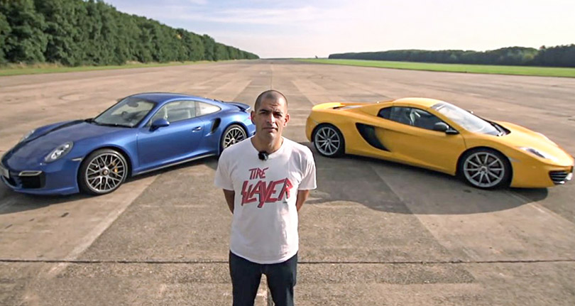 Chris Harris is an internet celebrity when it comes to car videos