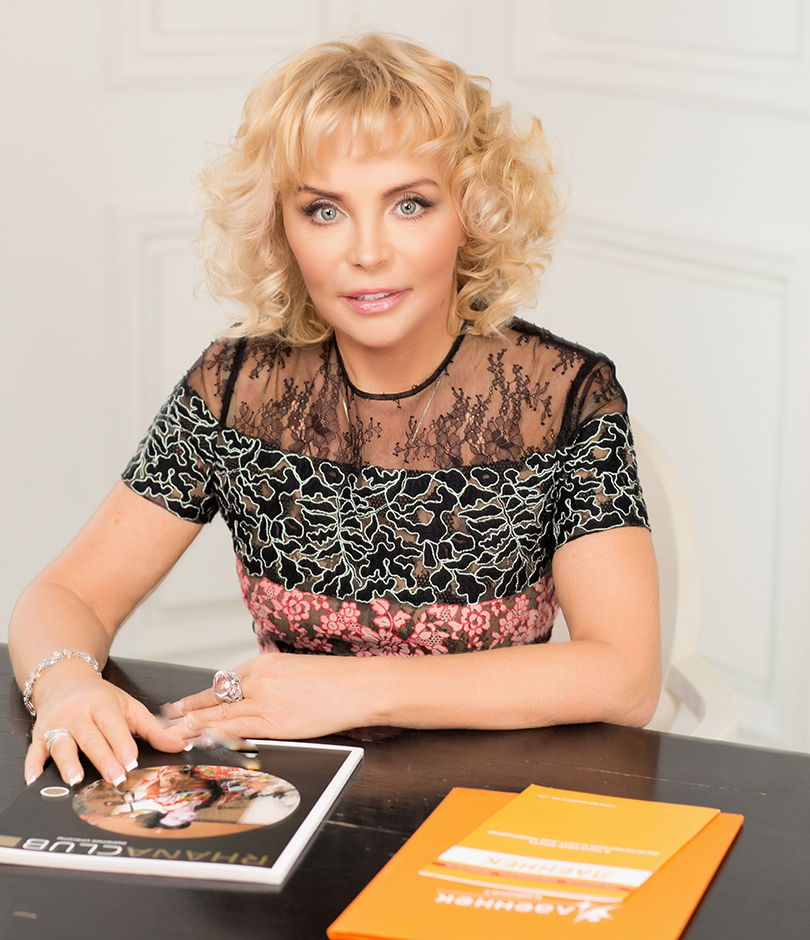 Президент корпорации Rhana Екатерина Диброва