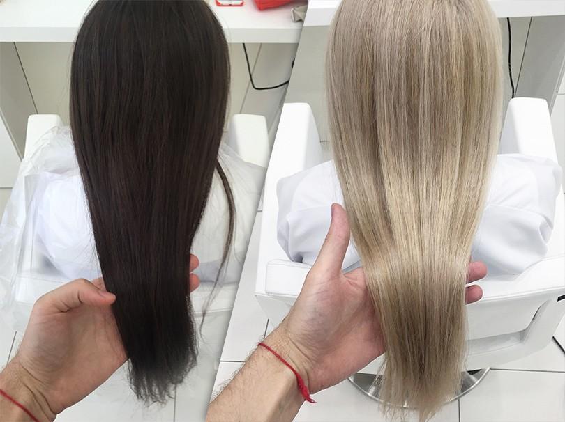 Beauty-процедура: бондинг — новая эра салонных услуг для волос. @alexkontier (https://www.instagram.com/alexkontier/)