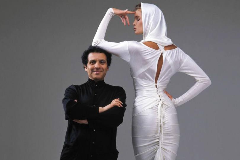 Men inPower: Аззедин Алайя— кутюрье повелению сердца