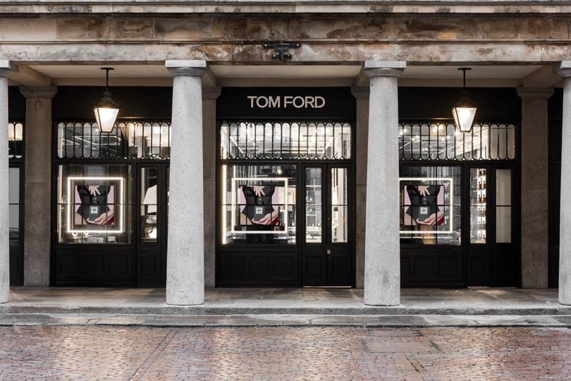 Двери открываются: вмире появился первый бутик Tom Ford Beauty