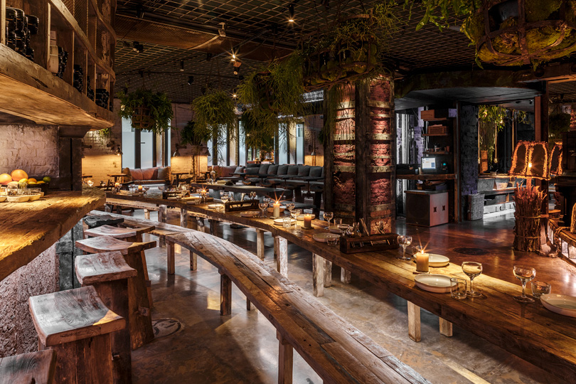 Новый ресторан: Sempre наБольшой Дмитровке
