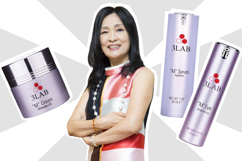 Создательница бренда 3LAB Эрика Чанг— обушедшей моде настволовые клетки иихэффективности