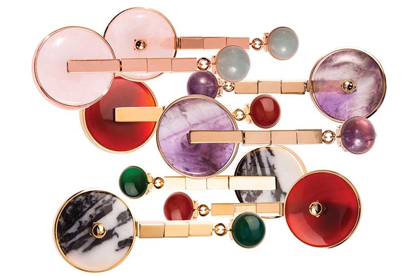 Точка илиния: новая коллекция Crystalline Jewellery