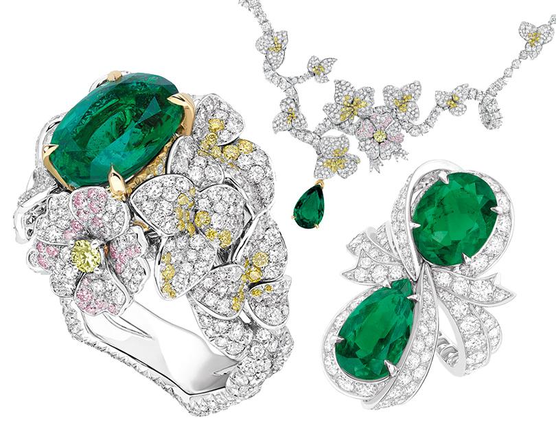 Jewellery & Design: новинки Dior Joaillerie