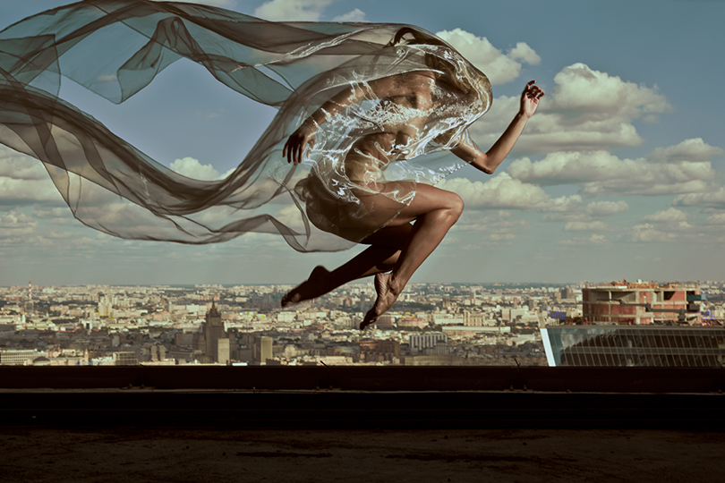 Видение танца: русский балет вобъективе Романа Кадарии