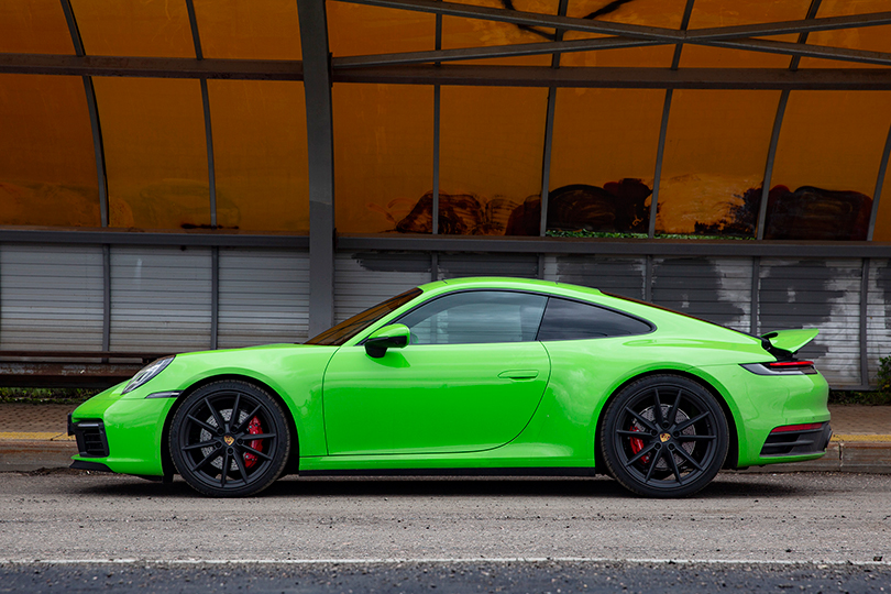 Cars with Jan Coomans. The new Porsche 911 Carrera S — infinite evolution