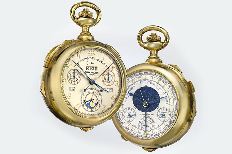 Watches &People сСергеем Серебряковым: лучшие лоты часовых аукционов мая.
