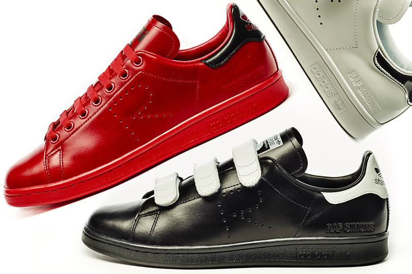 Shoes & Bags Blog: новая коллекция Рафа Симонса для Adidas