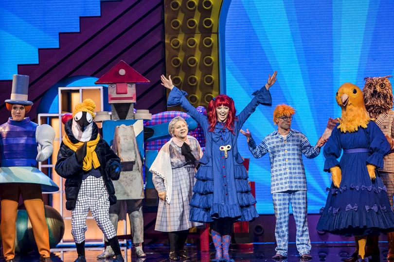 «Синяя синяя птица»: вТеатре Наций появился мюзикл для всей семьи