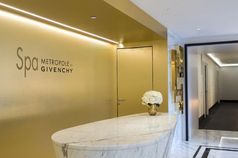 Beauty-адрес: новый спа-центр Givenchy вотеле Metropole Monte-Carlo