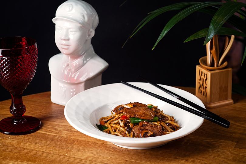Новый ресторан: «Китайская грамота» вСанкт-Петербурге
