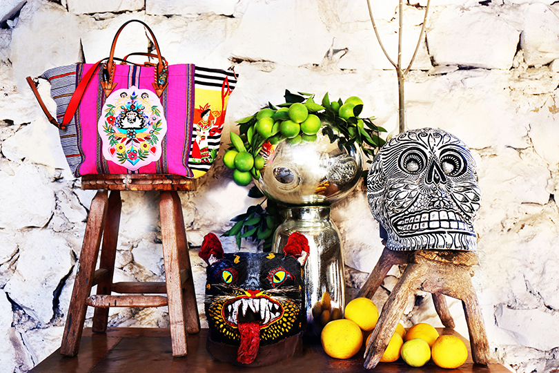 Мексиканские страсти: сумка Mexicaba извесенне-летней коллекции Christian Louboutin