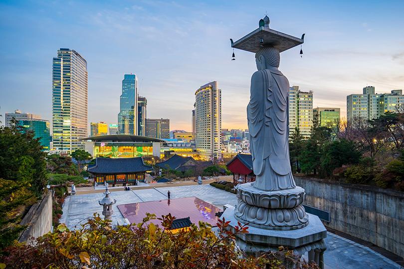 Город за48часов: Сеул— город королей, дизайнеров, гурманов