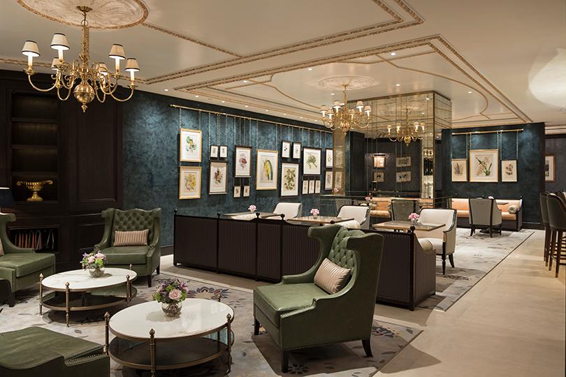 Идея намайские: уик-энд взакрытом спа-клубе лондонского отеля The Lanesborough