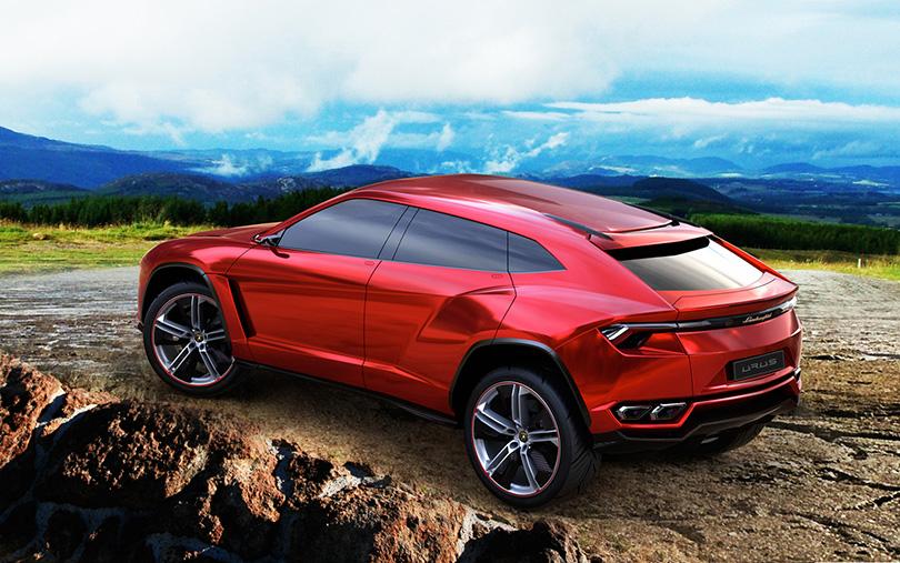 Авто с Яном Коомансом: революция внедорожников или зачем меняются SUV?  Почему бы и нет? Lamborghini тоже сделает свой внедорожник. Их Urus должен появиться в 2018-м. Вот уж правду говорят: ничего святого...