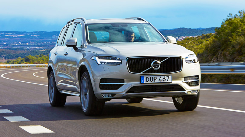 The new XC90 introduced earlier this year marks the start ofanew era for Volvo