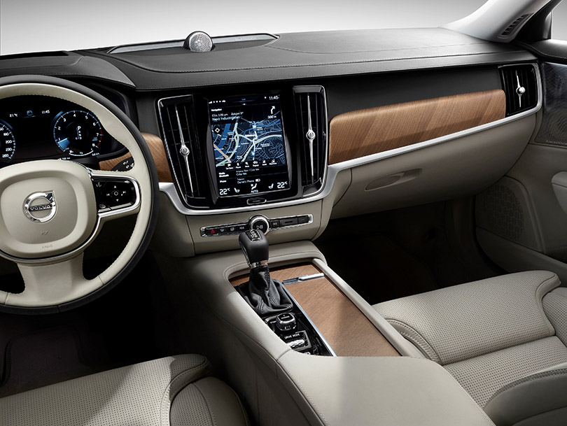From Sweden with Style — the new Volvo XC90